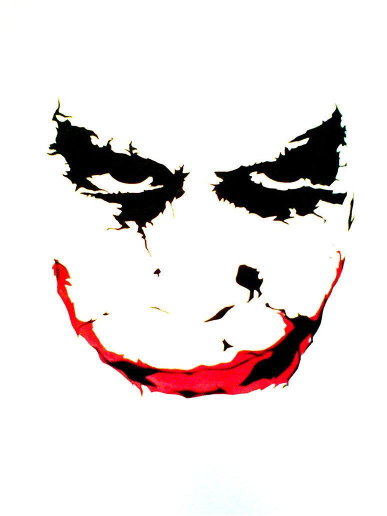 Joker clipart dark knight clip freeuse stock Heath ledger joker clipart - ClipartFest clip freeuse stock