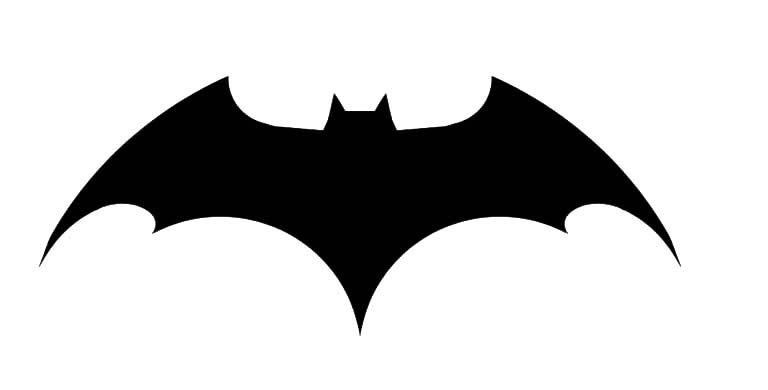 Joker clipart dark knight svg Dark Knight Joker Symbol - ClipArt Best svg