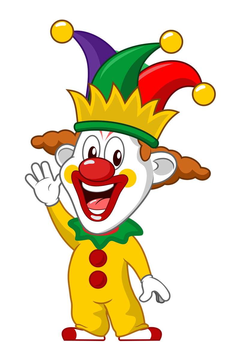 Joker crown clipart clipart free download 28+ Collection of Cute Clown Clipart | High quality, free cliparts ... clipart free download