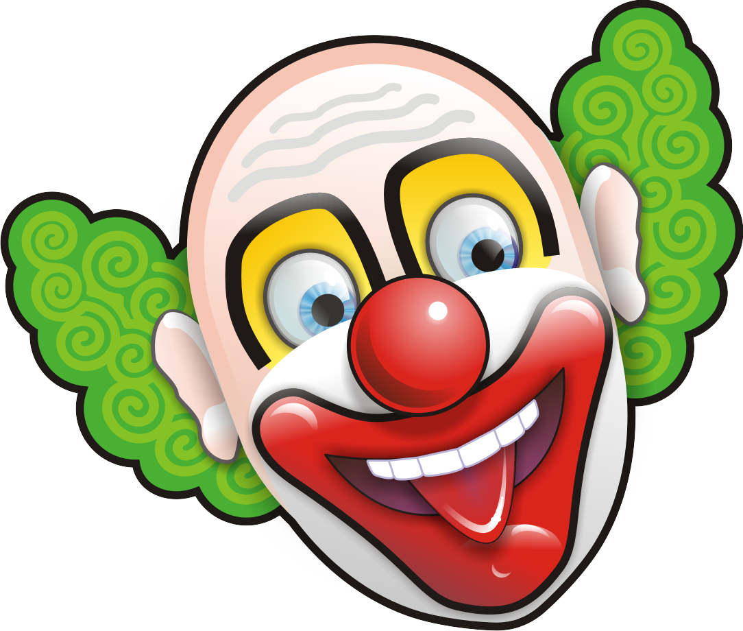 Joker crown clipart svg free download 28+ Collection of Scary Clown Face Clipart | High quality, free ... svg free download