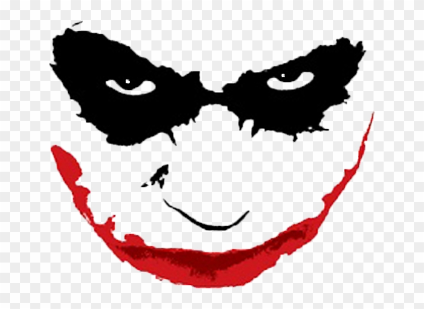 Joker face mask clipart picture library download Joker Clipart Psd - Joker Face Png, Transparent Png - 646x532 ... picture library download
