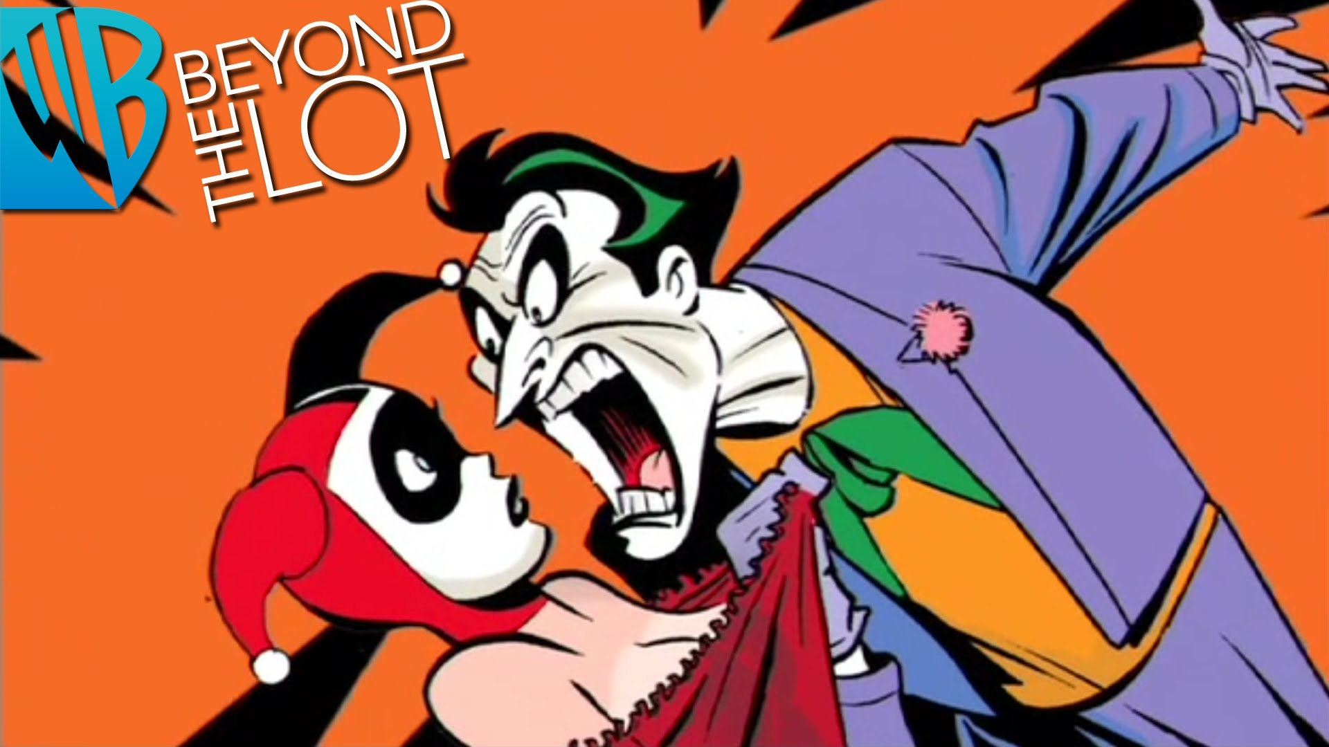 Joker harley quinn mad love clipart png Batman: Mad Love Episode 2