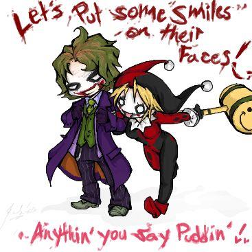 Joker harley quinn mad love clipart clip freeuse Harley Quinn And Joker Quotes | Mad Love | Pinterest | Best ... clip freeuse