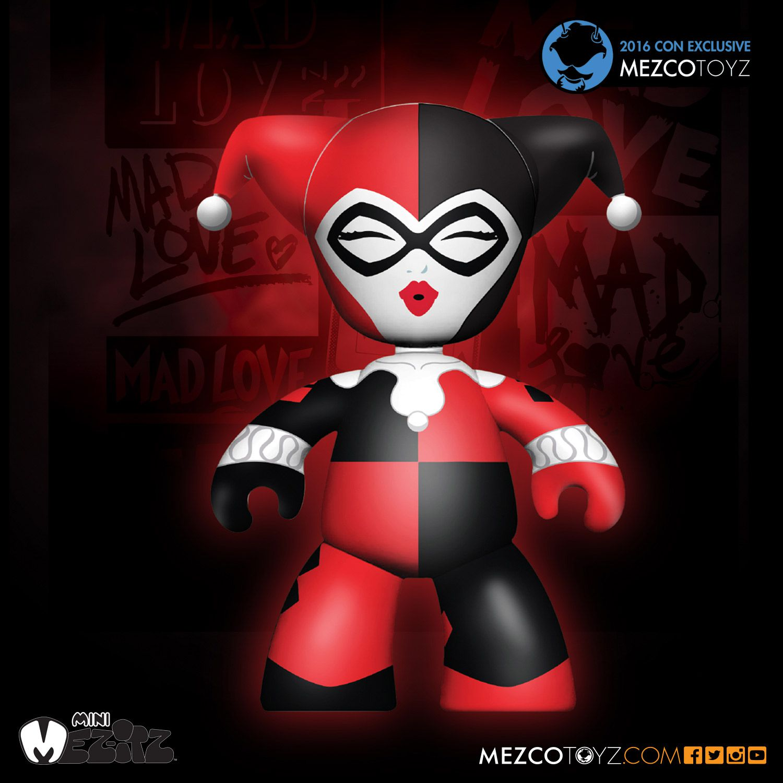 Joker harley quinn mad love clipart clipart royalty free download Mez-itz Mad Love Joker & Harley Quinn Clip-on – Mezco Toyz clipart royalty free download