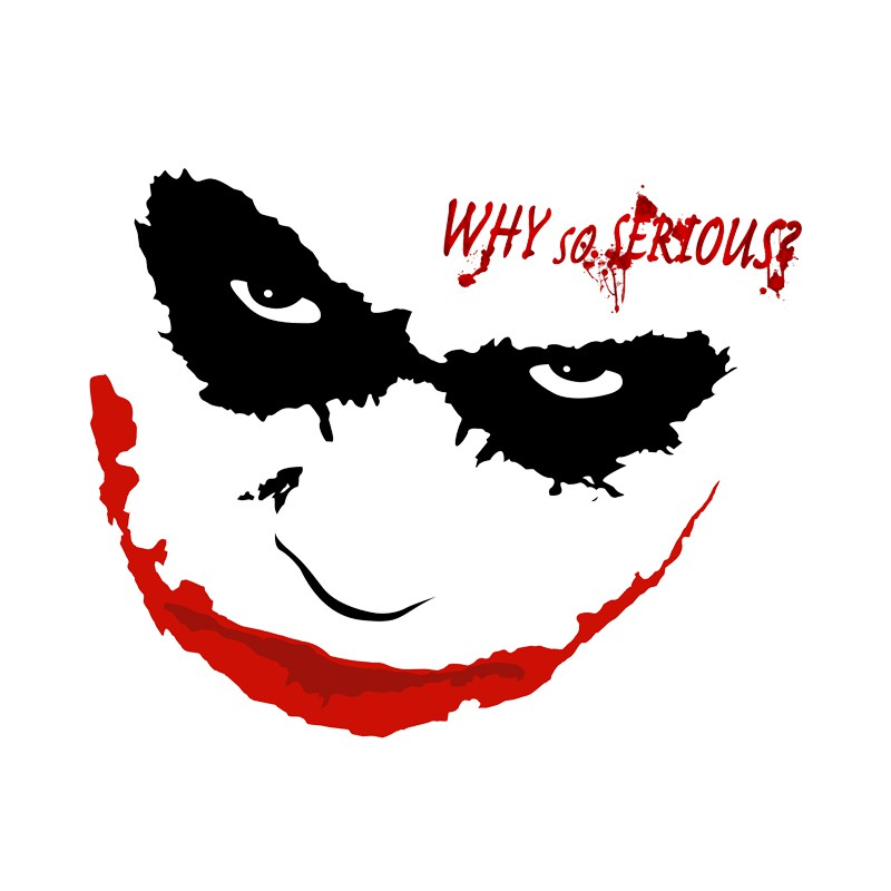 Joker mouth clipart svg freeuse download T Shirt Joker Why so serious white smile svg freeuse download