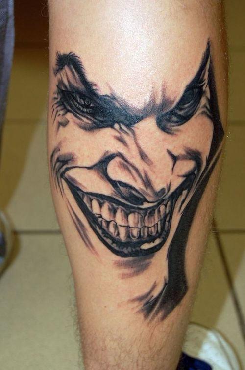 Joker tattoo banner free 15 BEST JOKER TATTOOS | Tattoo.com banner free