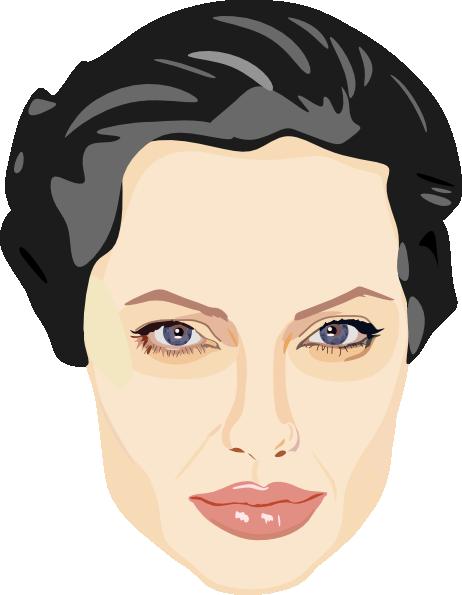 Jolie clipart banner free stock 33+ Angelina Jolie Clipart | ClipartLook banner free stock