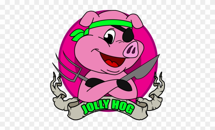 Jolly clipart banner freeuse library Jolly Hog - Food Truck Clipart (#725502) - PinClipart banner freeuse library