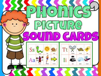 Jolly phonics clipart picture library stock Phonics picture sound cards (Jolly Phonics or any phonics program) picture library stock