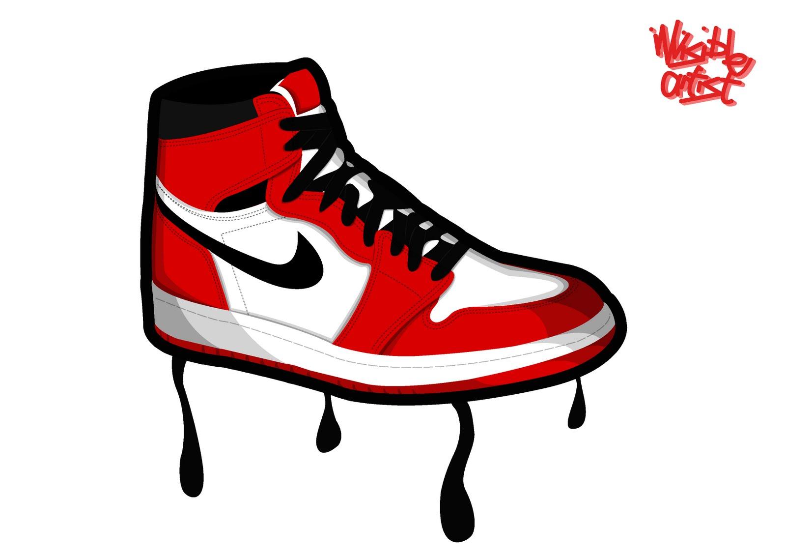 Nike air jordan clipart graphic royalty free library Free Jordan 4 Cliparts, Download Free Clip Art, Free Clip Art on ... graphic royalty free library