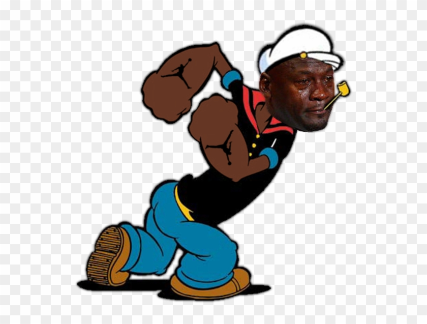 Jordan crying meme clipart graphic black and white library Crying Michael Jordan - Crying Jordan Meme Cartoon, HD Png Download ... graphic black and white library