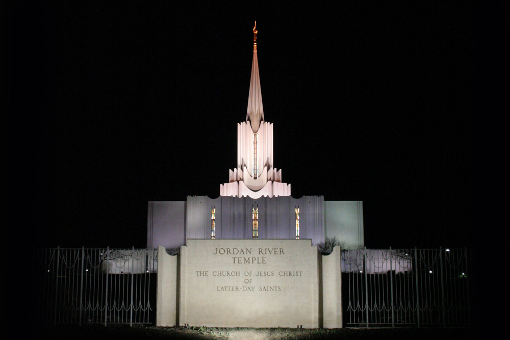 Jordan river temple clipart clip black and white download Updates – Jordan River and Timpanogos Temples at Night. : My CTR Ring clip black and white download