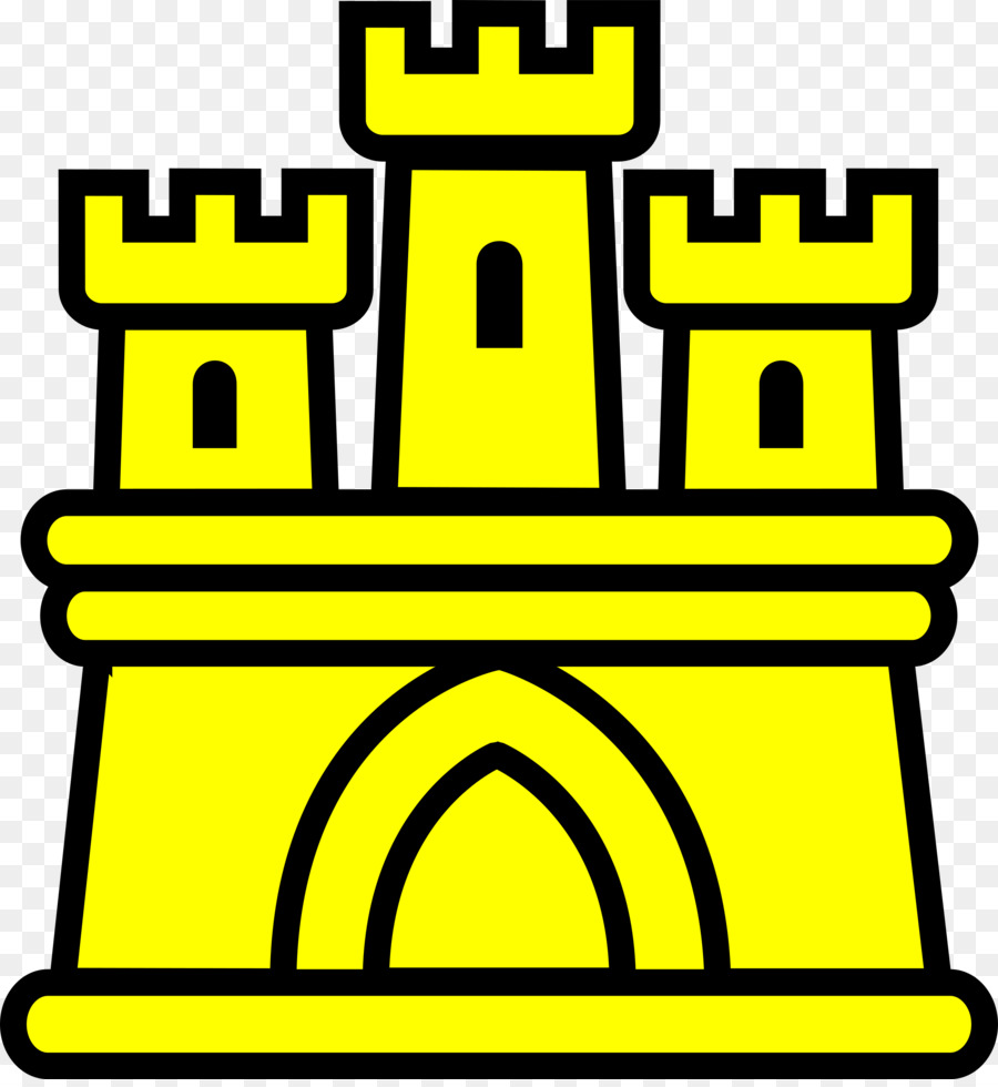 Jorge clipart vector Castle Cartoon clipart - Castle, Yellow, Text, transparent clip art vector