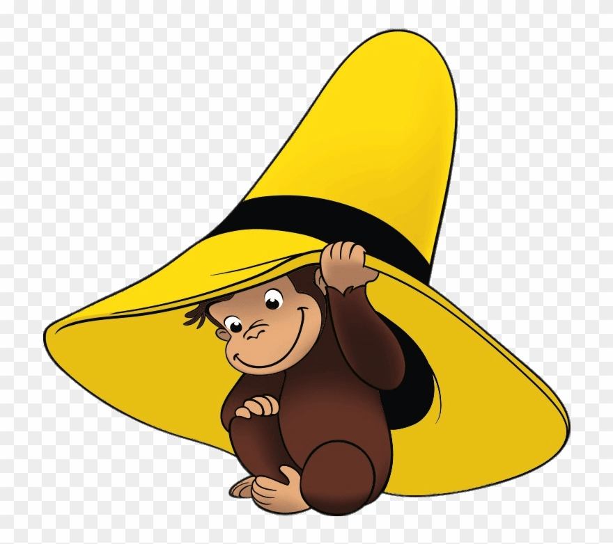 Jorge clipart clipart royalty free Curious George - Curious George With Yellow Hat Clipart (#802904 ... clipart royalty free