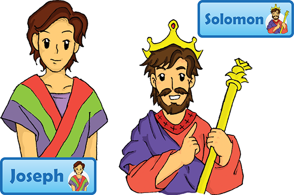 Joseph bible character clipart jpg stock Bible Character on Behance jpg stock