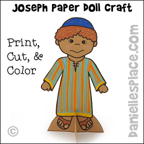 Joseph bible character clipart png freeuse download Free Sunday School Lesson for Children -Joseph - A Very Colorful Story png freeuse download