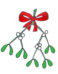 Jpeg christmas clipart transparent Free Christmas Clip Art transparent