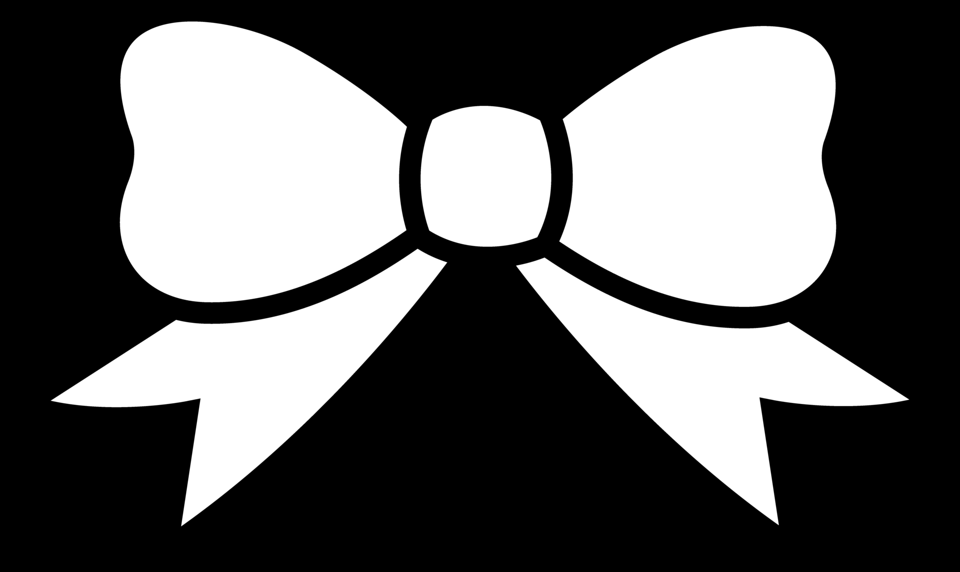 Jpeg clip art free image royalty free Black Bow Clipart - Clipart Kid image royalty free