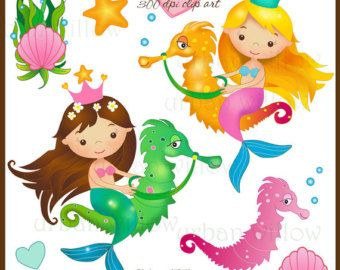 Jpeg clip art images png stock Best ideas about Seahorse Digital, Mermaid Seahorse and Mermaid ... png stock