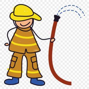 Jpeg clipart silhouette of emergency service patients clip art free download Brtjxmfireman Clipart Community Helper Fireman Clipart Png Download ... clip art free download