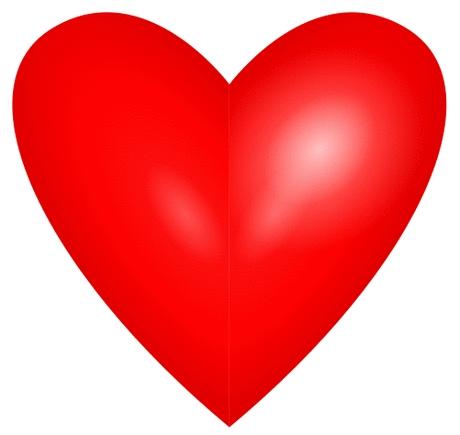 Jpeg heart clipart clip library Heart jpg clipart - ClipartFest clip library