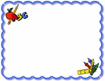 Jpeg school boarder clipart jpg download Free school border clipart - ClipartFest jpg download