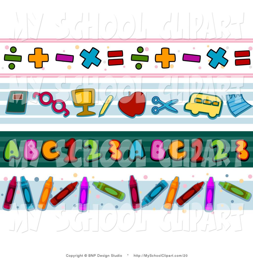 Jpeg school boarder clipart clip art transparent Free border clipart school - ClipartFest clip art transparent