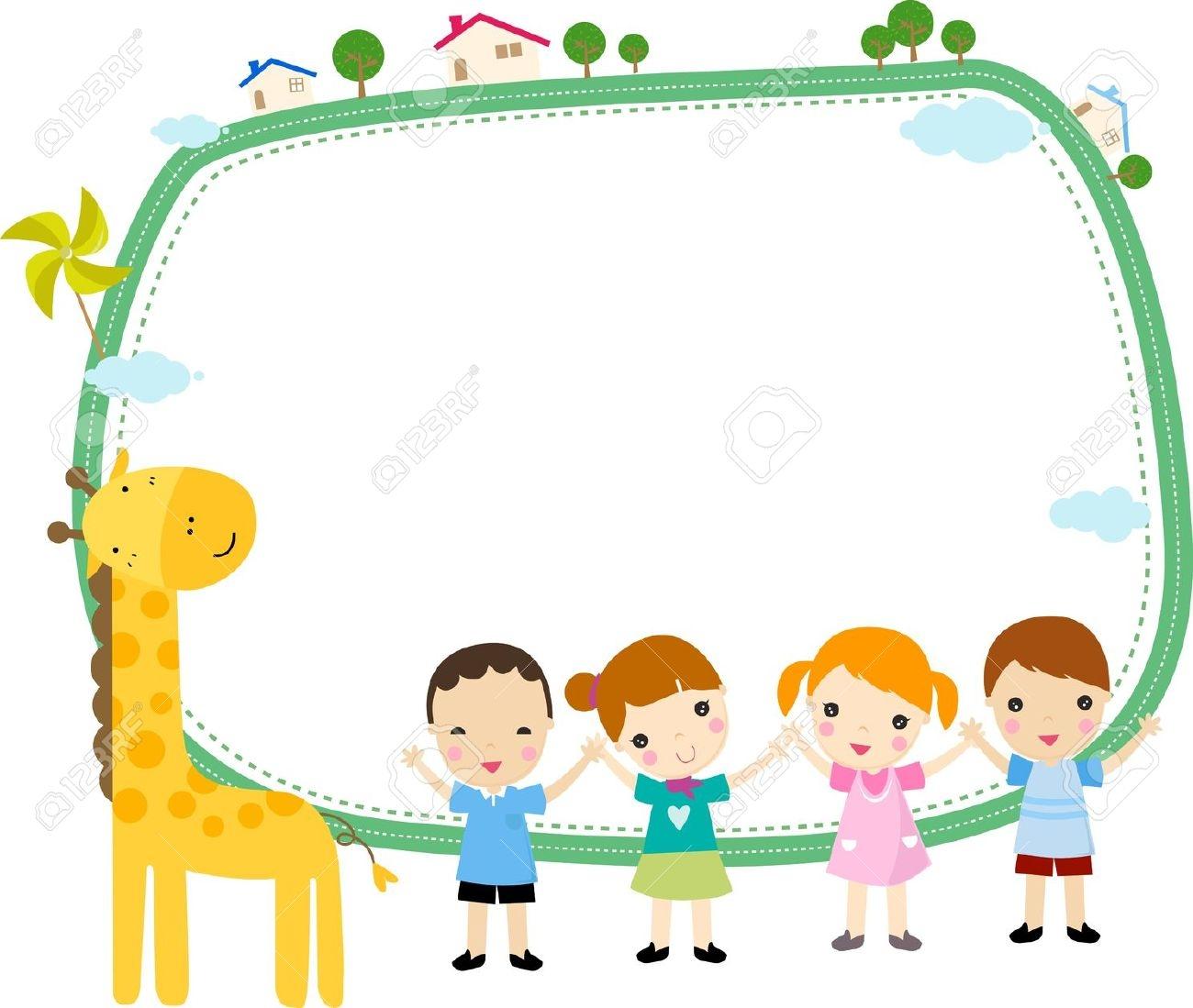 Jpeg school border clipart png royalty free download Cute school border clipart - ClipartFest png royalty free download