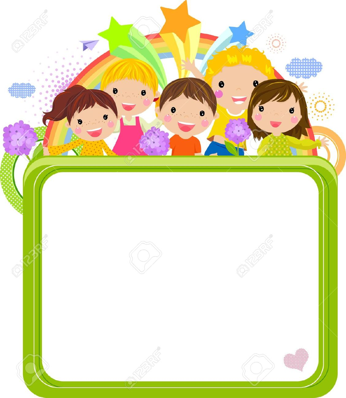 Jpeg school border clipart png library stock Cute school border clipart - ClipartFest png library stock