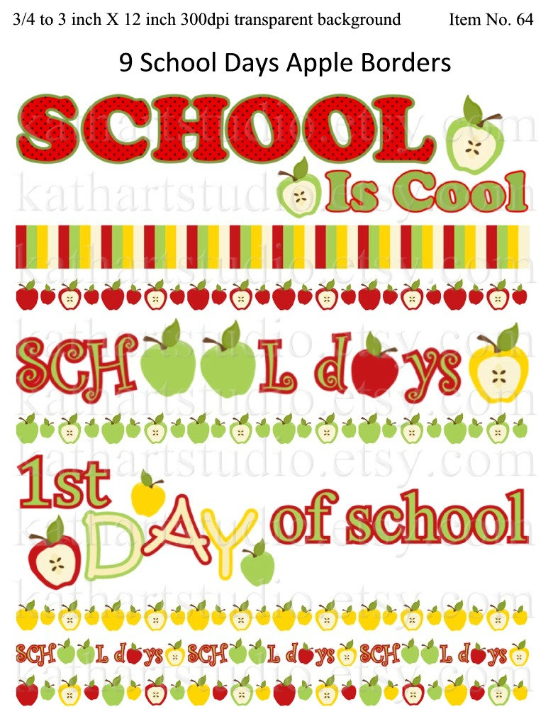 Jpeg school clipart picture free library Jpeg school boarder clipart - ClipartFest picture free library