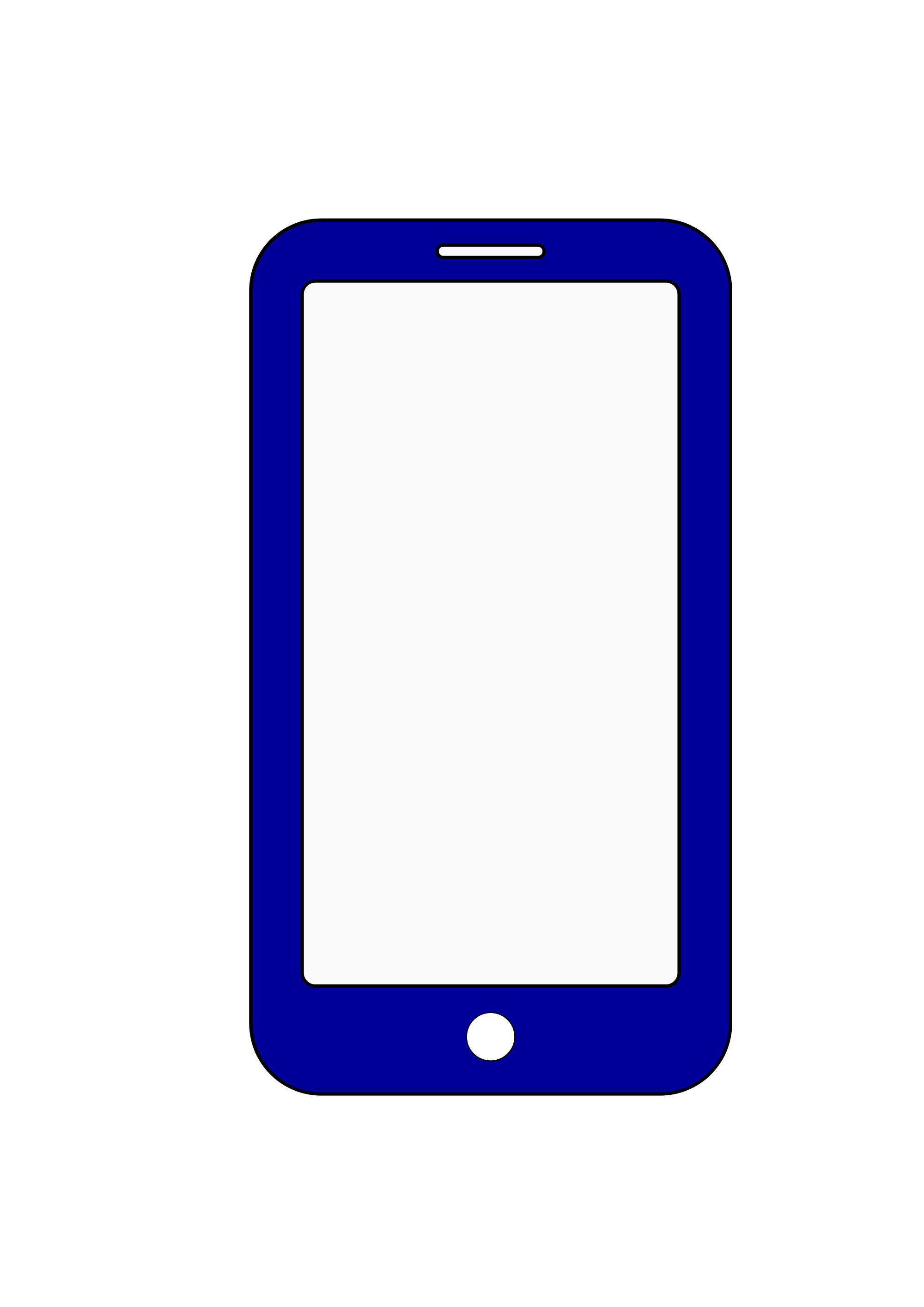 Jpeg to clipart free stock File:Smartphone icon.svg - Wikimedia Commons free stock