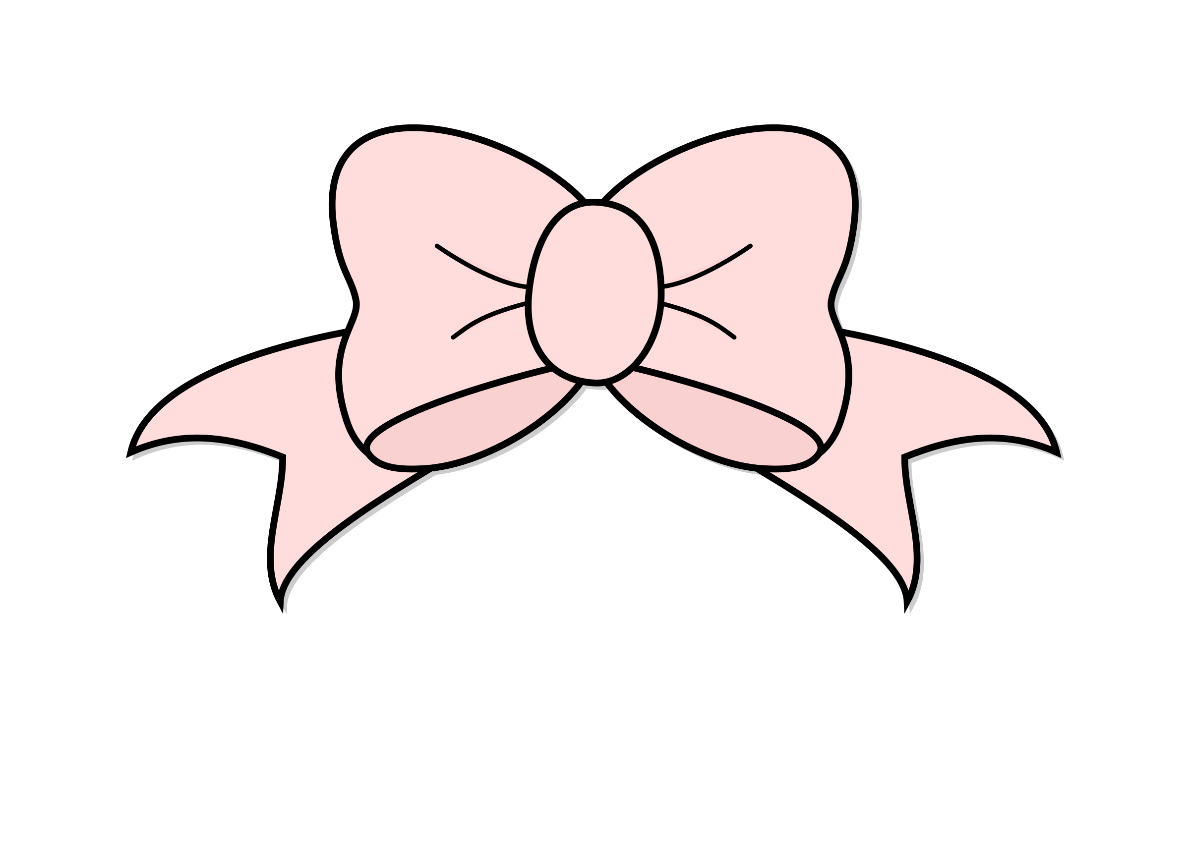 Jpeg to clipart clip library download Clipart - Pink Bow clip library download