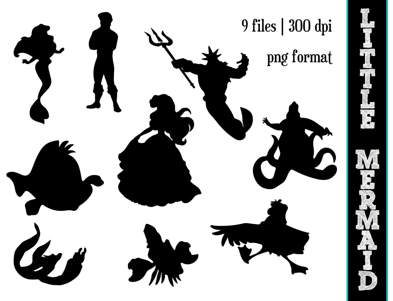Jpg disney belle shadow clipart banner download Jpg disney ariel shadow clipart - ClipartFest banner download
