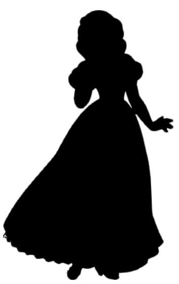 Jpg disney belle shadow clipart clip library Jpg disney snow white shadow clipart - ClipartFest clip library
