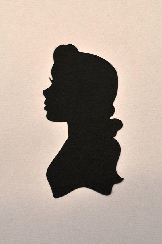 Jpg disney belle shadow clipart picture transparent library 17 best ideas about Disney Princess Silhouette on Pinterest ... picture transparent library