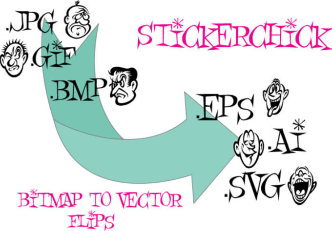 Jpg gif or clipart file royalty free stock convert clip art into vector files royalty free stock