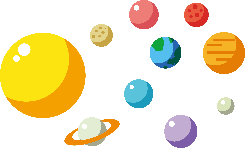 Jpg sun clipart for illustrator svg transparent Earth Adobe Illustrator Clip art - Sun galaxy vector 5418*3593 ... svg transparent