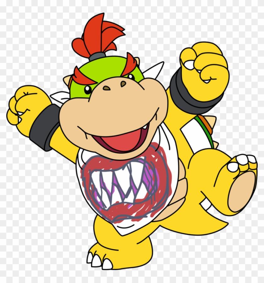 Jr clipart royalty free stock Bowser Jr Clipart 6 By Patrick - Bowser Jr Mario Smash, HD Png ... royalty free stock