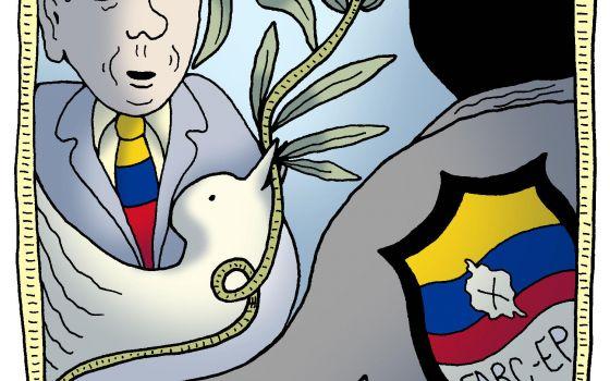 Juan manuel santos clipart graphic download Juan Manuel Santos | National Catholic Reporter graphic download