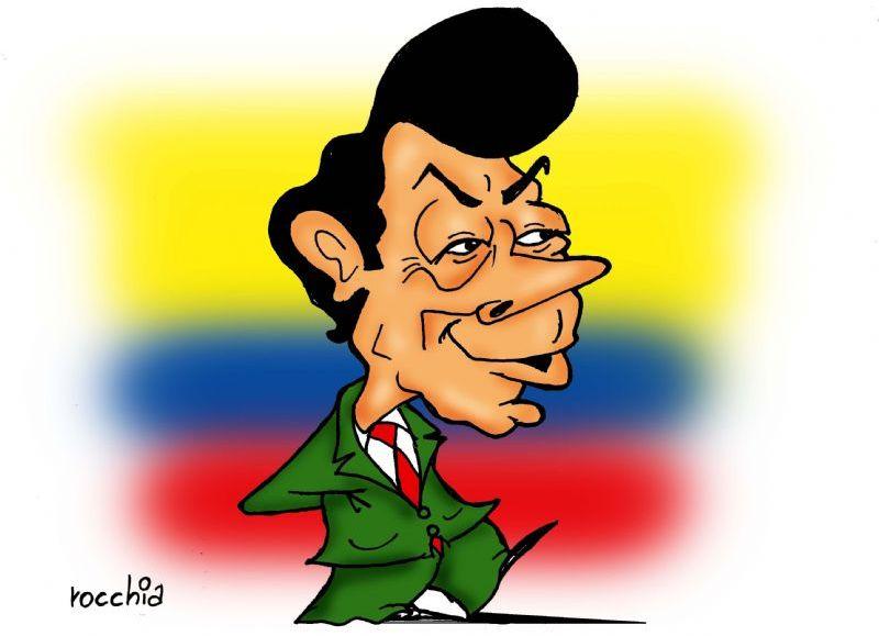 Juan manuel santos clipart banner royalty free Juan Manuel Santos, a horas de dejar la Casa de Nariño banner royalty free