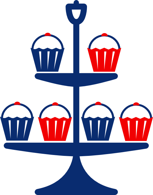 Jubilee crown clipart png black and white Jubilee Cake Stand Blue Clipart   i2Clipart - Royalty Free Public ... png black and white