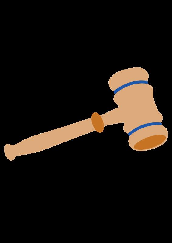 Judge mallet clipart banner download Free Clipart: Gavel   DonegalBay banner download