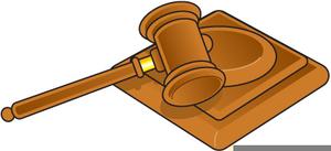 Judge mallet clipart jpg stock Judge Mallet Clipart   Free Images at Clker.com - vector clip art ... jpg stock