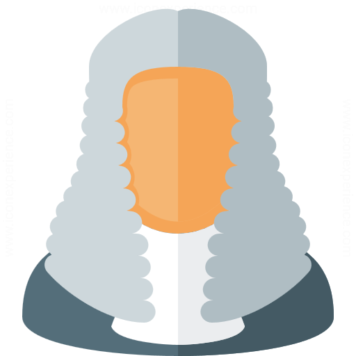 Judge wig clipart png library stock IconExperience » G-Collection » Judge Wig Icon png library stock
