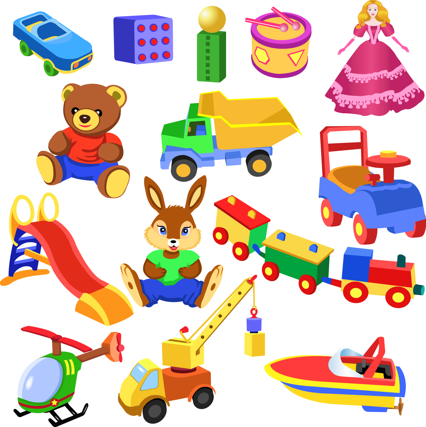 Juguetes clipart image freeuse library Juguetes Para Bebes - Free Clipart image freeuse library