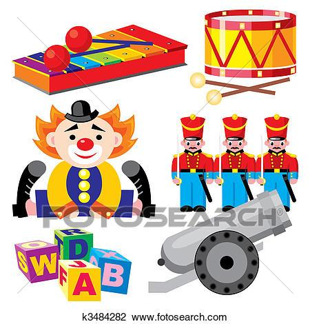 Juguetes clipart graphic library stock Juguetes clipart 3 » Clipart Portal graphic library stock