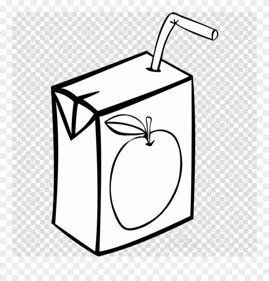 Juicebox clipart vector transparent Juice Box Clipart Juicebox Clip Art - Apple Juice Black And White ... vector transparent