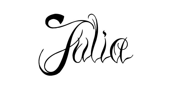 Julia nmae clipart picture download Make it Yourself - Online Tattoo Name Creator | Julie | Name tattoos ... picture download