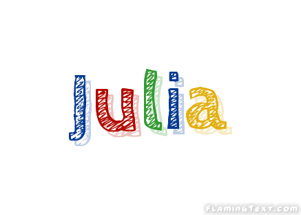 Julia nmae clipart clip art royalty free download Julia Logo | Free Name Design Tool from Flaming Text clip art royalty free download