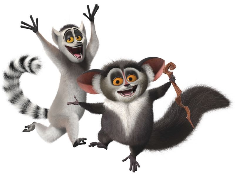 Madagascar characters clipart black and white download Madagascar - Character Promo | Animation | Madagascar movie ... black and white download